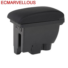 Automobiles Car Arm Rest Car-styling Modified Modification Decoration Styling Interior Armrest Box 17 18 FOR Skoda Rapid