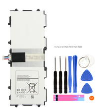 6800mAh T4500E T4500C Replacement Battery For Sumsung Tab3 10.1 P5200 P5210 P5220 GT-P5200 P5213 GT-P5210 Tools battery battria tempered glass for samsung galaxy tab 3 10 1 tab3 p5200 p5220 p5210 sm p5200 gt p5200 gt p5220 tablet screen protector film