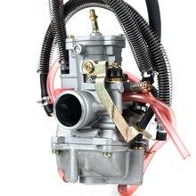 Flat Slide TM30mm Carburetor Spigot TM Carbs for Honda CR250 for Kawasaki KX125 150 все цены