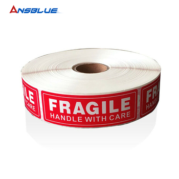 1 Roll 500PCS /150PCS Fragile Stickers - Handle with Care Labels for Moving, Shipping, Mailing