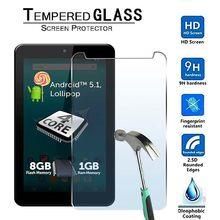 Para allview viva C701-9H premium tablet protetor de tela de vidro temperado filme protetor guarda capa