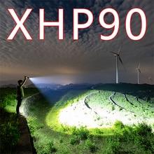 Litwod Z90 XHP90 XHP50 مصباح وامض led الشعلة قوية التكتيكية ضوء فلاش للصيد بطارية Camping26650/18650