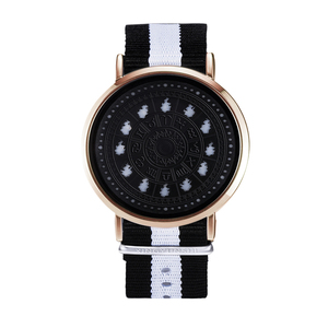 Image 4 - Saint Seiyas Constellation LED Watch 12 Zodiac Signs Theme Waterproof Wrist Watches Virgo Taurus Leo Christmas Gift