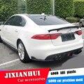 Спойлер для Jaguar XF XFL 2016-2018 Jaguar XF XFL спойлер из АБС-пластика цвет заднего крыла автомобиля задний спойлер