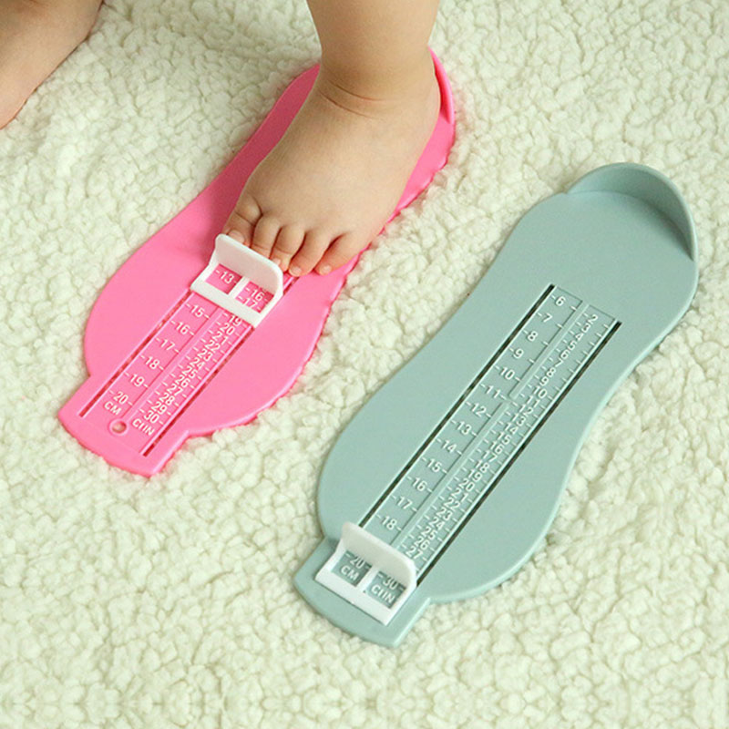 Children Feet Length With Scale Measurer Baby Foot Length Meter Gifts Measuring Shoes Device Kids Foot Measurement Ruler Tool