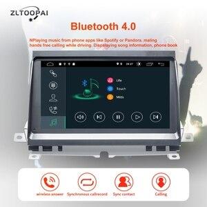 Image 2 - ZLTOOPAI أندرويد 10 سيارة مشغل وسائط متعددة راديو لاند روفر ديسكفري 3 LR3 L319 2004 2009 ستيريو لتحديد المواقع والملاحة رئيس وحدة