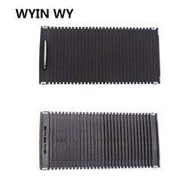 WYIN WY araba merkezi konsol kapak kupası tutucu stor perde C sınıfı E sınıfı bardak tutucu fermuar saklama kutusu trim W204 C180 C200