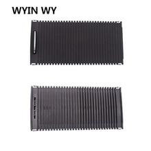 WYIN WY środek samochodu pokrywa konsoli uchwyt na kubek rolety c klasa e klasa uchwyt na kubek Zipper schowek wykończenia dla W204 C180 C200