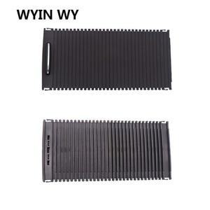 Image 1 - Wyin wy capa de copo para console, suporte de copo para console, persianas de rolo classe c e de armazenamento de zíper guarnição de caixa para w204 c180 c200