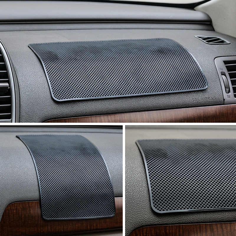 אוטומטי אביזרי פנים רכב לוח מחוונים PU חומר מערכות Pad דו צדדי מערכות רכב אביזרי רכב קישוט קישוטים