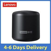 Lenovo L01 BT 5,0 Drahtlose Lautsprecher Tragbare Leichte Tiefe Bass Lautsprecher Drahtlose Lautsprecher Mic/HD Voice Call/HiFi stereo Sound