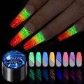 UR SUGAR Световой Паук Гель-лак для ногтей, потянув шелк флуоресцентный Радуга светится в темноте био-Гели Soak Off УФ-паук Гель-лак для ногтей, Лаки