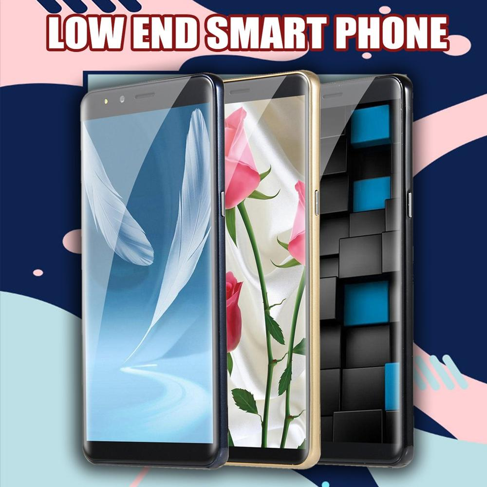 Fashion 5.7 Inch Dual HDCamera Smartphone Android 6.0 IPS FULL Screen GSM/WCDMA Touch Screen WIFI GPS 3G Call