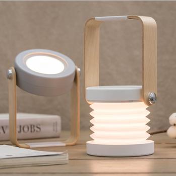 Multifunction Foldable USB LED Night Lamp Desk & Table Lamps Lanterns & Work Lights Night Lamps