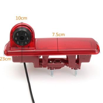 CCD HD Автомобильная камера заднего вида, обратный тормозной светильник, парковочный, ночное видение для Vauxhall Vivaro, Renault, traffdex, Opel Vivaro