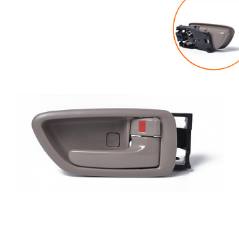 For Car Beige handle / applicable to Toyota inner door handle right 69205-ac010rh image