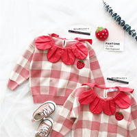 baby knit sweater girls sweaters baby girl clothes almofada de banho bebe girls clothes 3t mode bebe garcon