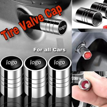4pcs Tire-Valve-Stem-Caps Car-Styling Case Wheel Scorpion Dust-Cover For fiat punto abarth 500 stilo ducato palio bravo doblo image