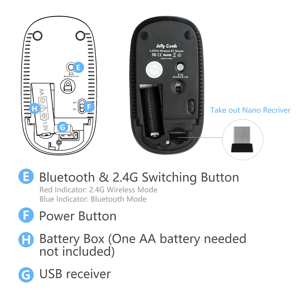 wireless mouse 9