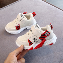 New 2020 Boy Shoes Toddler Girl Sneakers Fashion Casual Spor