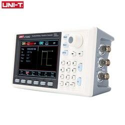 UNI-T UTG932 UTG962, generador de señal con función de 30Mhz, 60Mhz, doble canal, onda sinusoidal de frecuencia, generador de onda
