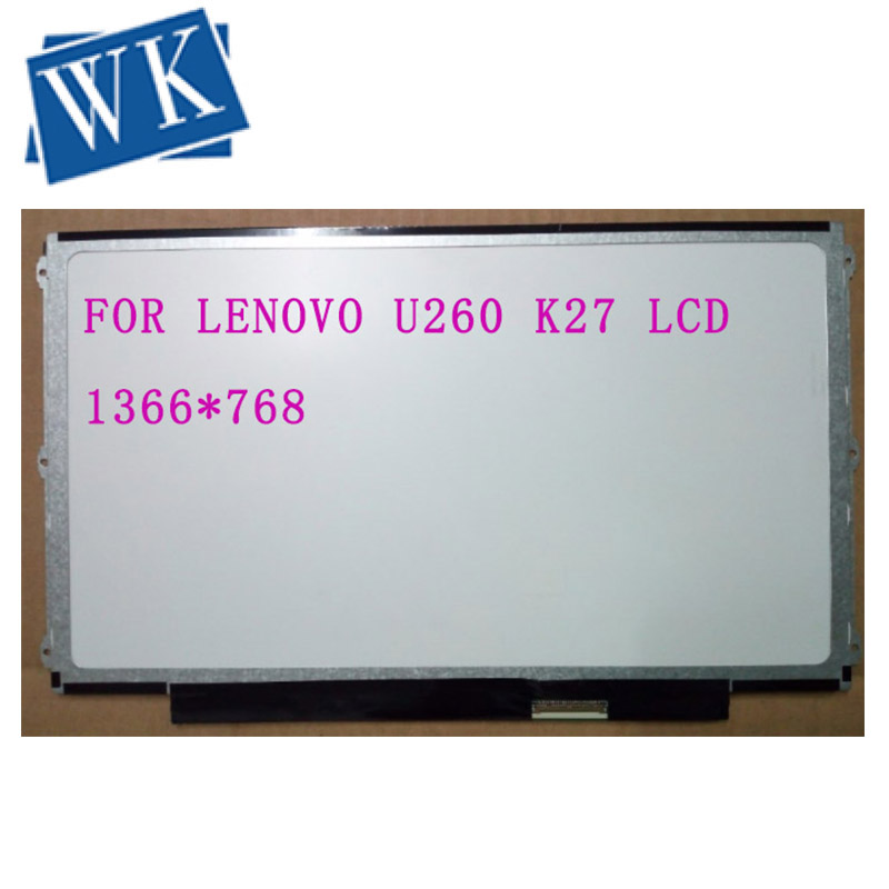 12.5'' inch <font><b>LCD</b></font> Display FOR <font><b>LENOVO</b></font> U260 K27 K29 <font><b>X220</b></font> X230 <font><b>LCD</b></font> SCREEN LP125WH2 LTN125AT01 B125XW01 Free shipping image