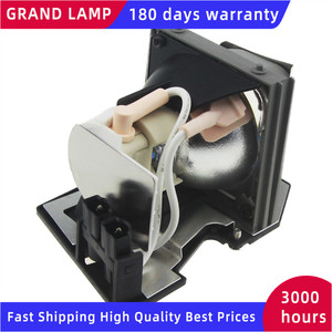 Image 4 - Compatible 2400MP for Dell Projector lamp P VIP 260/1.0 E20.6 310 7578 725 10089 0CF900 468 8985 with housing HAPPY BATE