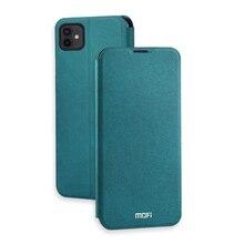 Mofi capa para iphone 12 pro caso capa de silicone para iphone 12 mini luxo silm capa para iphone 12 pro max caso escudo