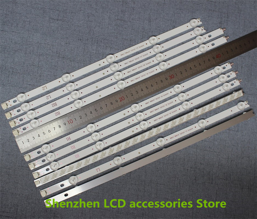 lowest price 50Pieces lot  LED BACKLIGHT FOR LC420DUE SF R1 LG 42LN578V 42LN5400  6916L-1214A 1215A 1216A 1217A 100percentNEW