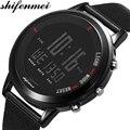 Shifenmei часы мужские s 2020 светодиодный цифровые часы водонепроницаемые спортивные часы уличные мужские военные часы мужские наручные часы му...