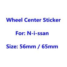 4 шт. 56 мм или 65 мм чехол для обода пыленепроницаемый значок наклейка Логотип Эмблема для колпачков ступицы колесный центральный стикер аксе...