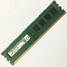 Micron DDR3 4GB 1600MHz RAMS 4GB1RX8 PC3-12800U 4gb desktop memória ddr3 1600MHz
