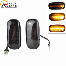 Led Dynamic Side Marker Turn Signal Light Sequential Blinker Light Emark For Audi A3 S3 8P A4 S4 RS4 B6 B7 B8 A6 S6 RS6 C5 C7 led flowing rear view dynamic sequential mirror turn water signal light for audi a3 a4 b8 b8 5 a5 8w a6 c7 rs6 s6 4g c7 5 q5 q7