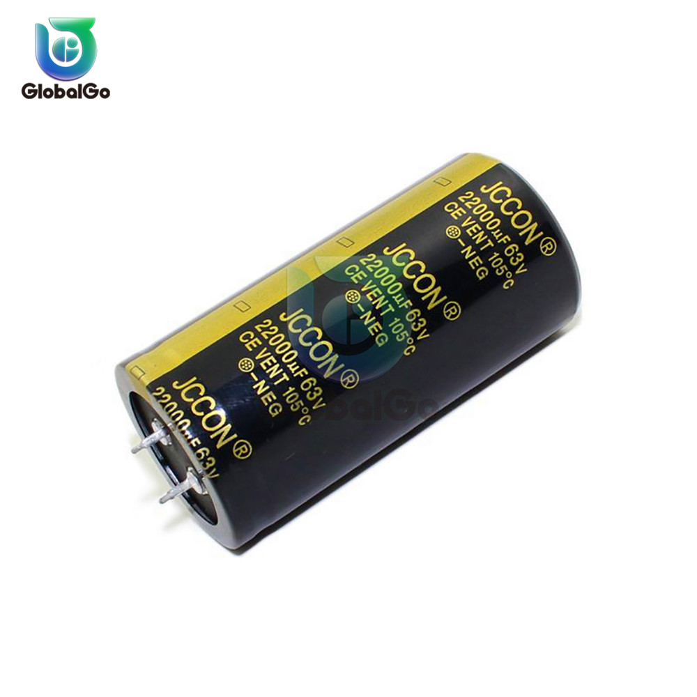 1PCS 50V 10000uF 10000MFD 105°C Electrolytic Super Capacitor Power Supply 30×50
