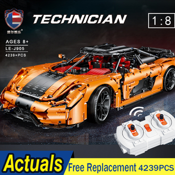 MOC Technic Series Speed koenigseggs Raceing Car Model Kit Building Blocks Toys For Children Compatible Lepining  Bricks Gifts moc technic series fd35 rx7 remote control vehicle rc car redsuns model kit building blocks bricks c61023 for kids toys gifts