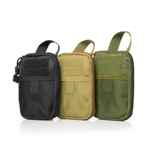Tactical Military Running Bag  Small Waist Pack Hunting Bag for Mobile Phone Army Outdoor Sport Bags