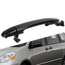 Poignée de porte coulissante arrière droite, 1 pièce, accessoires de voiture, pour Toyota Sienna 2004 2005 2006 2007 2008 2009 2010 6921308020