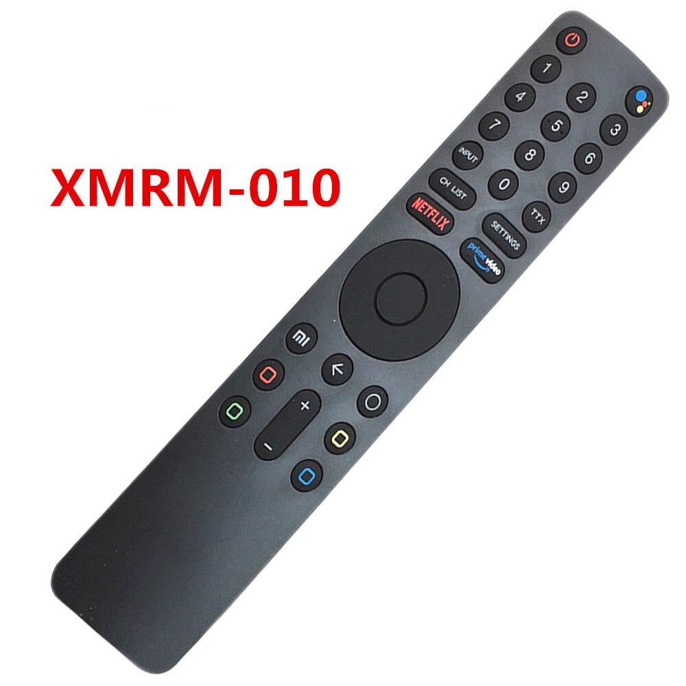 XMRM-010 новый голосового дистанционного управления для Mi TV 4S Smart TV L65M5-5SIN L65M5-5ASP с Google Assistant
