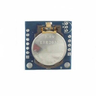 Tiny RTC I2C 24C32 pamięć DS1307 moduł zegarowy z akumulatorem
