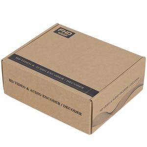 Image 5 - HEVC H.265 H.264 Video EncoderสนับสนุนHDCP HDMI To IPที่ถ่ายทอดสดEncoder IPTVฮาร์ดแวร์RTMP RTSP HLS UDP SRT RTMPS Streamer