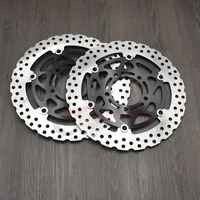 Motorcycle Front Brake Disc Rotor For Kawasaki ZX 14 R ZX14R ZX14 R 2006 ZX 14R ABS ZX 14R 2014 GTR 1400 GRAND TOUR 2010 GTR1400