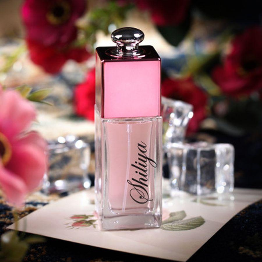 Set 4pcs 25ml Perfume Set Women Perfume Fresh Long Lasting Light Fragrance Ladies Bottle Perfume Set Gift Box