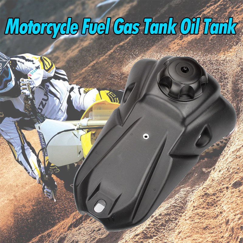 Black Fuel Tank Gas Cap Lid suit for Yamaha PW80 BW80 PW50 Dirt Bike