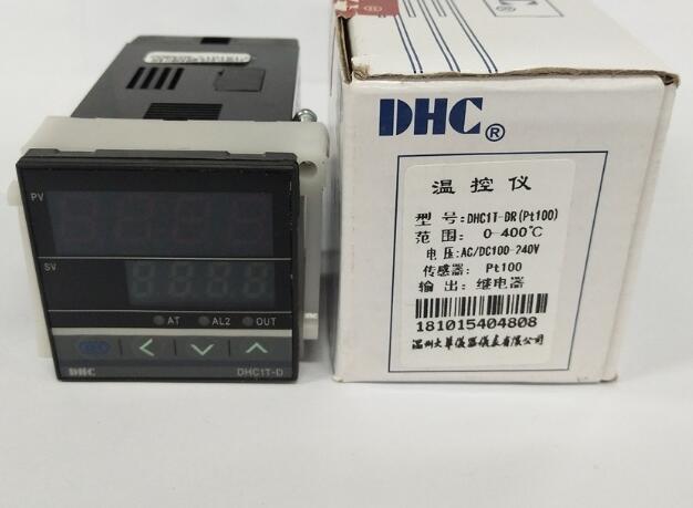 Regulador de Controle Wenzhou Dahua Temperatura Inteligente Dc100-240v Genuíno Dhc1t-dr Pt100