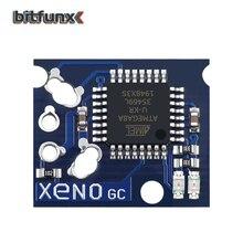 Xeno gc ngcのためのmodchip直読ニンテンドーゲームキューブ