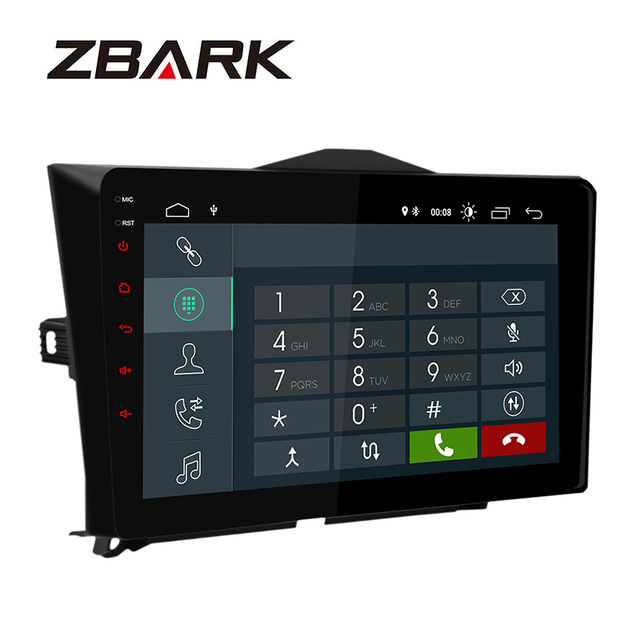 Car Radio Multimedia Video Player Navigation GPS Android 9.0 No 2din For LADA Granta 2018-2019 2 din
