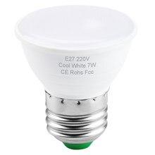 Bombilla LED MR16 foco para lámpara LED E14, E27, 220V, GU10, 5W, 7W, GU5.3, 240V, gu 10