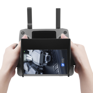 Image 2 - For DJI Mavic 2 Pro Mini 2 Air Spark Phantom 4 3 mavic air 2 Accessories Phone Tablet Sun Shade Controller Hood Monitor Cover