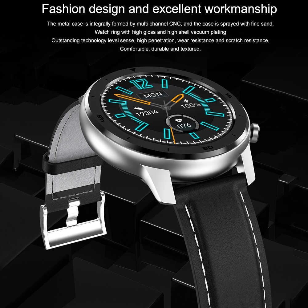 DT78 חכם שעון עבור Amazfit GTR 47mm ספורט עמיד למים גברים אישה Smartwatch GPS קצב לב צג לחץ דם שעון עבור IOS
