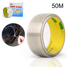 EHDIS 50 Meter Knifeless Cutting Tape Tints Car Adhesive Film PPF Steel Design Line Window Foil Protection Sticker Vinyl Cutter